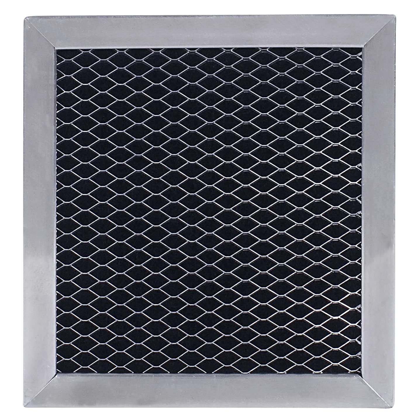 Whirlpool 8206230A Charcoal Filter, Single Unit, Black