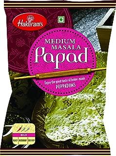 Haldirams Papad Medium Masala, 200 gm