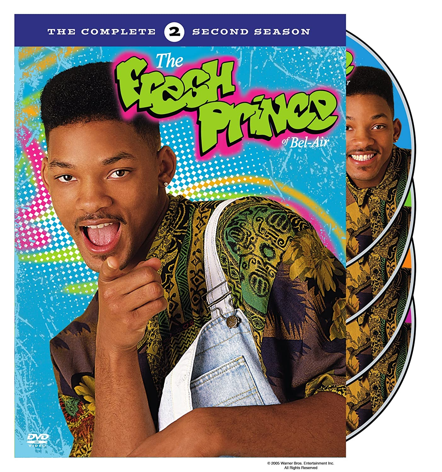 The Fresh Prince of Bel Air Amazon.de Will Smith, James Avery ...