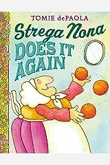 Strega Nona Does It Again Kindle Edition