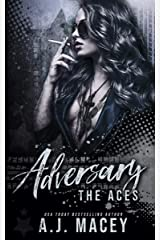 Adversary: An RH Motorcycle Club Romance (Deviants & Doves Series 1: The Aces Trilogy Book 2) Kindle Edition