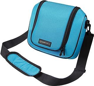 AmazonBasics Travel Bag for New Nintendo 2DS XL - Turquoise