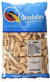 "Qualatex 99319 Blush Latex Balloons, 5"", Blush, Pack of 100 - Brown"