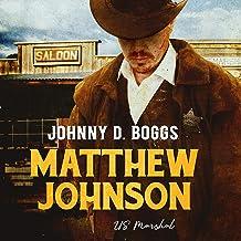 Matthew Johnson, US Marshal