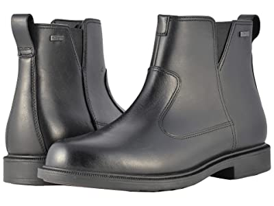 Dunham James Waterproof (Black) Men