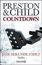 Countdown - Jede Sekunde zählt: Thriller (Ein Fall für Gideon Crew 2) (German Edition)