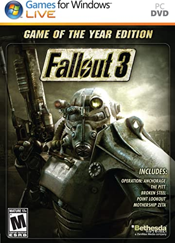Fallout 3 - PC Game of the Year Edition