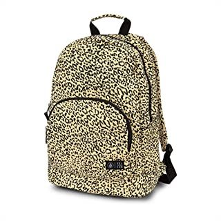 Best leopard canvas backpack Reviews