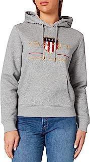 GANT Sweatshirt Capuche Femme