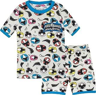 Power Rangers Boys' Ninja Steel Pajamas
