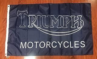Triumph Motorcycles 3' X 5' Feet Flag Great Indoor Outdoor Banner Racing