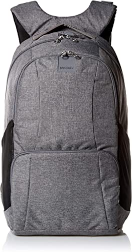 """Pacsafe Metrosafe LS450 25 Liter Anti Theft Laptop Backpack with Padded 15"""" Laptop Sleeve"""