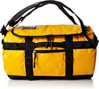 The North Face unisex Base Camp Duffel - M, Sumit Gold/Tnf Black, One Size