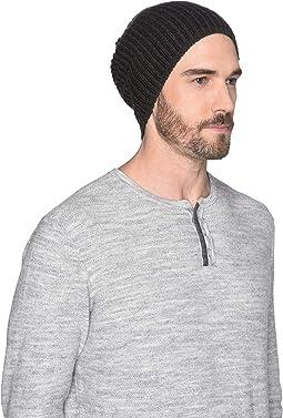 Cardi Stitch Knit Hat