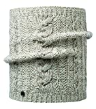 Buff Knitted Comfort Darla Neckwarmer, Cru, One Size