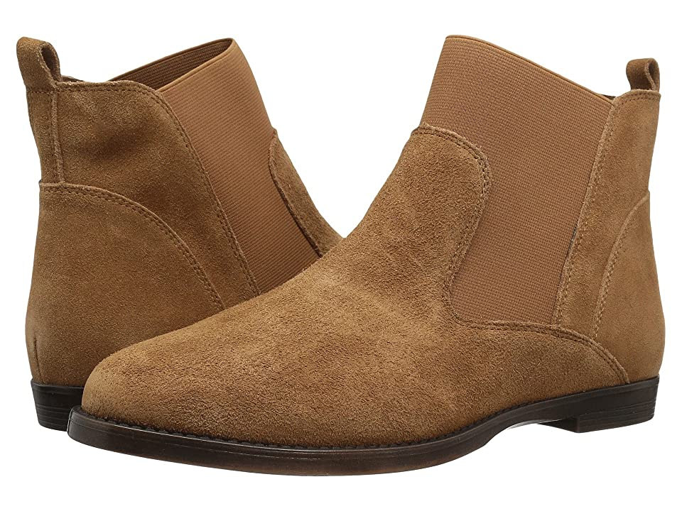 Bella-Vita Rayna (Tan Suede) Women