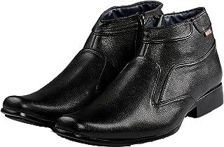 Zebra Men's 100% Pure Leather Formal Boot