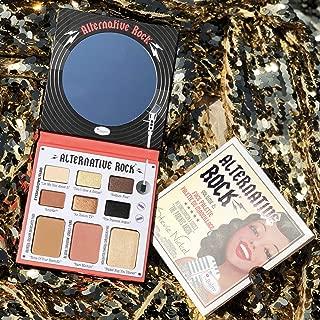 theBalm Alternative Rock Vol. 2 Face Palette, Blush, Shadow, Bronzer, Highlighter, Multi-Function, Easily Blendable