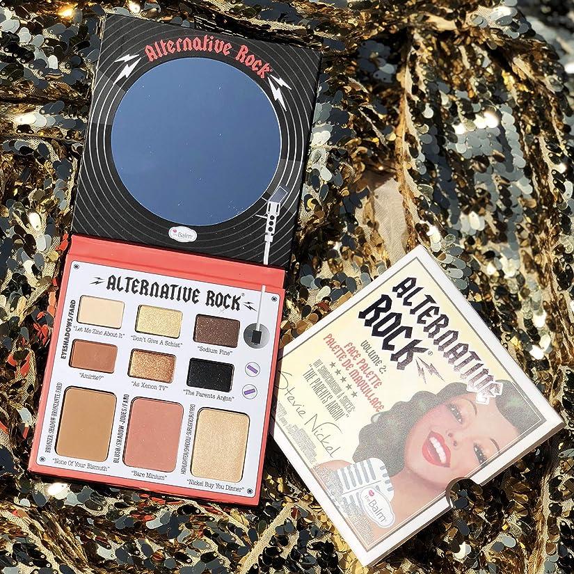 そこから決定流ザバーム Alternative Rock Volume 2 Face Palette 12g/0.425oz並行輸入品