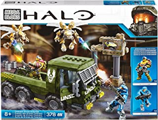 Mega Bloks Halo Covenant Drone Outbreak Building Set