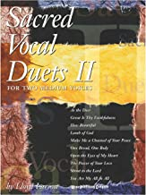 Sacred vocal Duets II (For 2 Med voices)