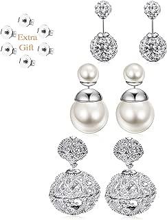 Best double end earrings Reviews