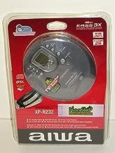 AIWA  XP-R232 Personal CD Player with Radio