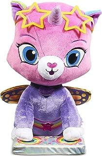 Rainbow Butterfly Unicorn Kitty - DJ Felicity14 Plush