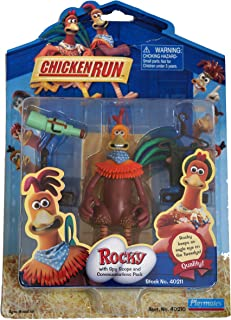 chicken run rocky