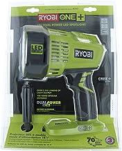 Ryobi P717 One+ 18V Dual Powered LED Cordless Spotlight w/ 2500 Lumens (Batteries Not..