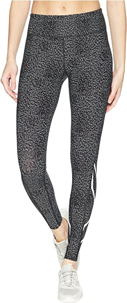 2XU Mid-Rise Print Compression Tights w/ Storage
