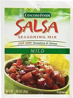 Concord Salsa Mix Mild - 3 of 1.06 oz pouches