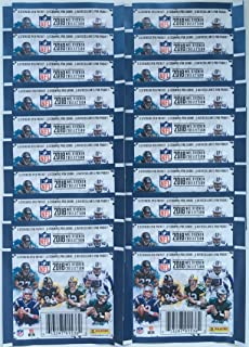 nfl football sticker collection