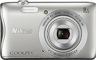 Nikon デジタルカメラ COOLPIX S3700 シルバー 光学8倍ズーム 2005万画素 S3700SL