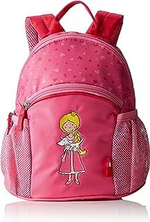 Sigikid Rucksack Klein, Pinky Queeny Mochila Infantil, 25 cm, 6.05 Liters, Rosa (Pink)