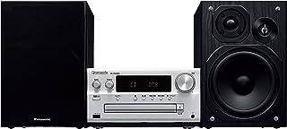 パナソニック ミニコンポ ハイレゾ音源対応 USBメモリー/Bluetooth対応 シルバー SC-PMX80-S