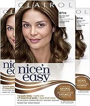 Clairol Nice'N Easy  Original  6 Light Brown (Pack of 3)