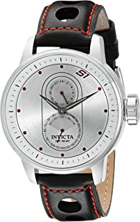 Invicta 16019 Watch S1 Rally Analog Display Japanese Quartz, Black