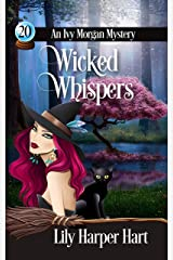 Wicked Whispers (An Ivy Morgan Mystery Book 20) (English Edition) Format Kindle