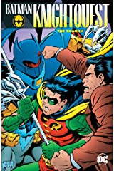Batman: Knightquest: The Search (Batman: Knightfall) Kindle Edition