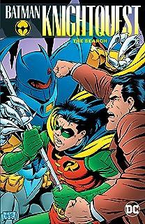 Batman: Knightquest: The Search (Batman: Knightfall) (English Edition)