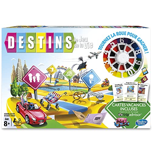 Hasbro - C01611010 - Destins Version 2017