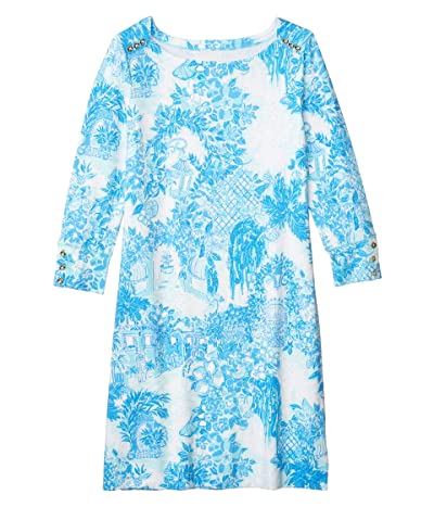 Lilly Pulitzer UPF 50+ Sophie Dress (Multi Toile Me About It) Women