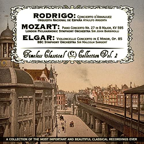 Concierto dAranjuez: I. Allegro con spirito de Orquesta Nacional de España, Ataulfo Argenta, Regino Sainz de la Maza en Amazon Music - Amazon.es