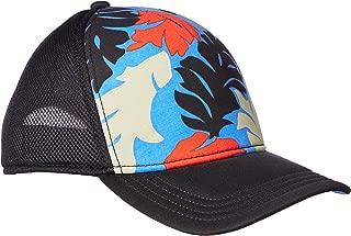 Unisex CALLOP Palm Print Hat Cap, Size 2/M Adjustable BNWT Black