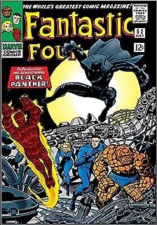 fantastic four 52 black panther