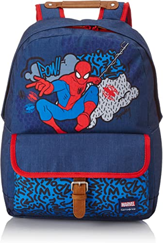 Disney by Samsonite Stylies M Marvel Kinder-Rucksack, 21 Liter, Spiderman Pop