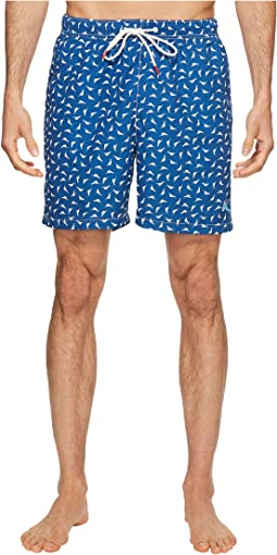 Naples Marlin Mixer Swim Trunk