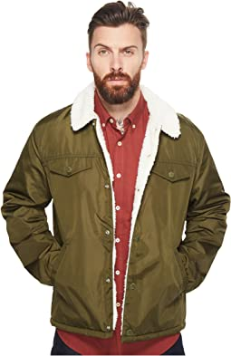 Sherpa Coach Trucker Jacket
