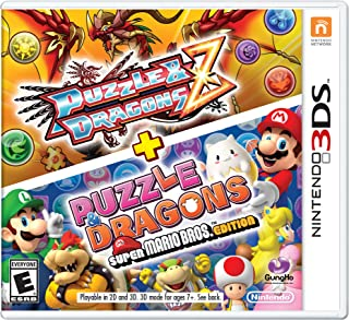 Puzzle & Dragons Z + Puzzle & Dragons Super Mario Bros. - 3DS [Digital Code]